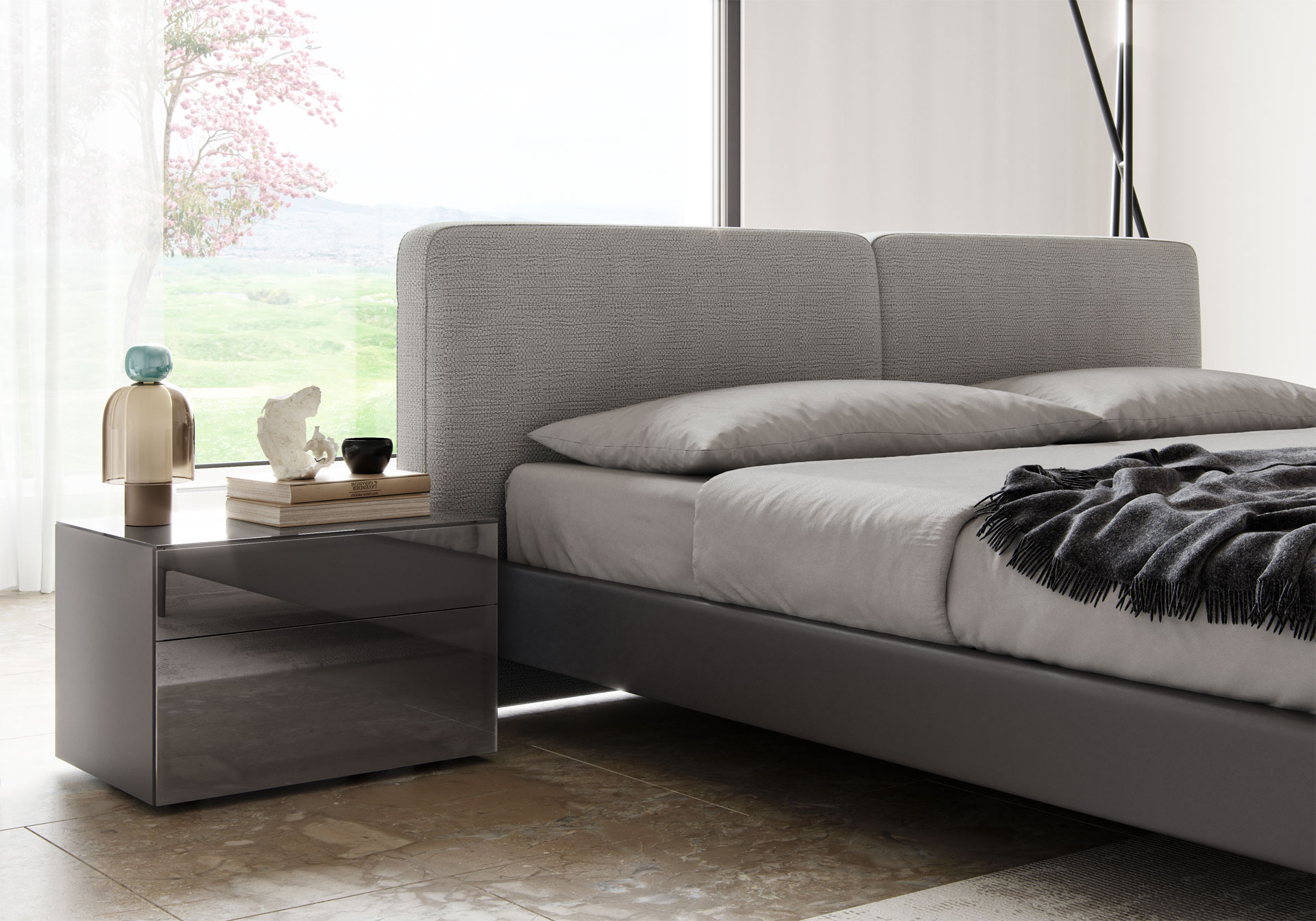 Modloft Bethune Bed