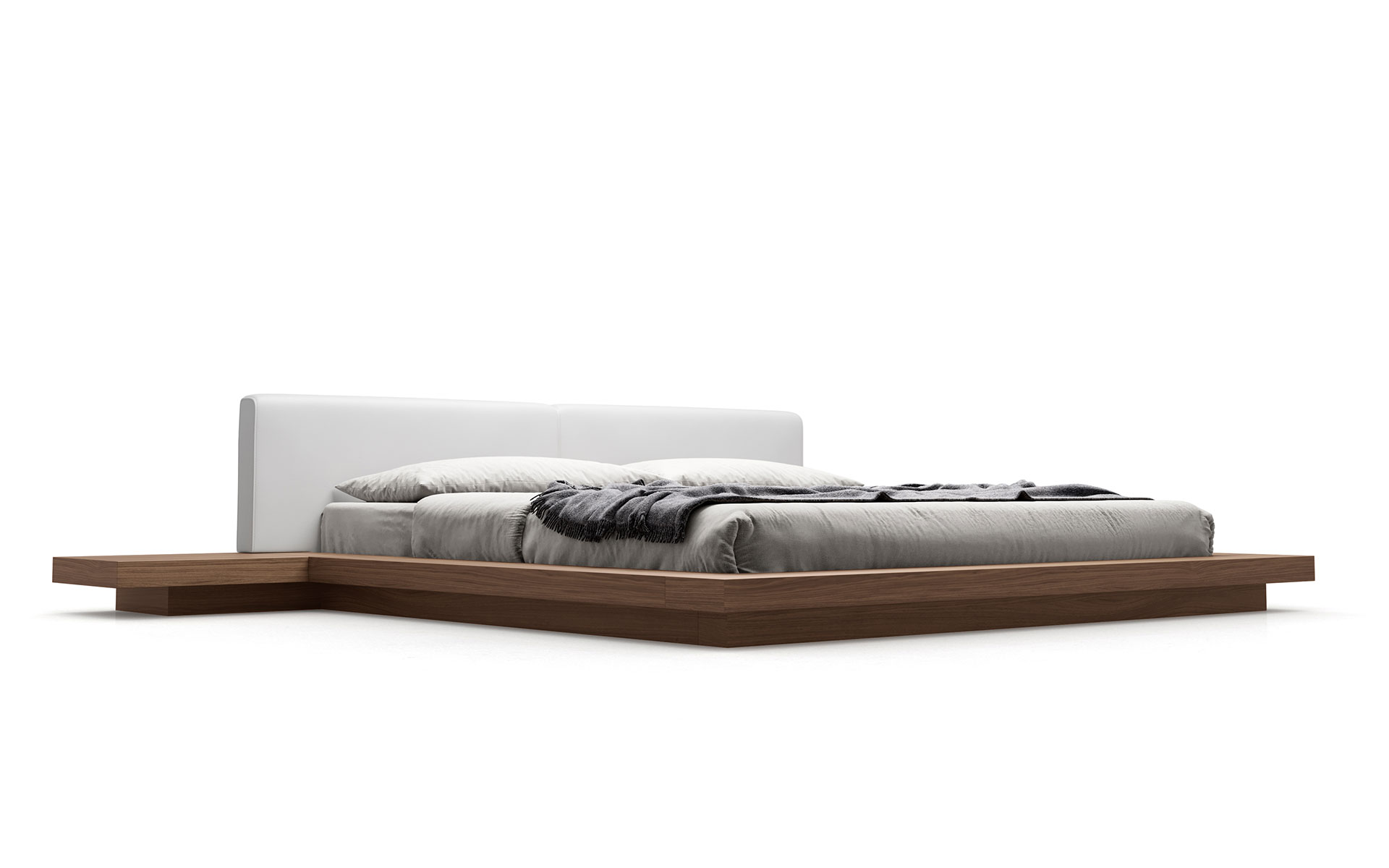 Picture of: Modloft Worth Bed