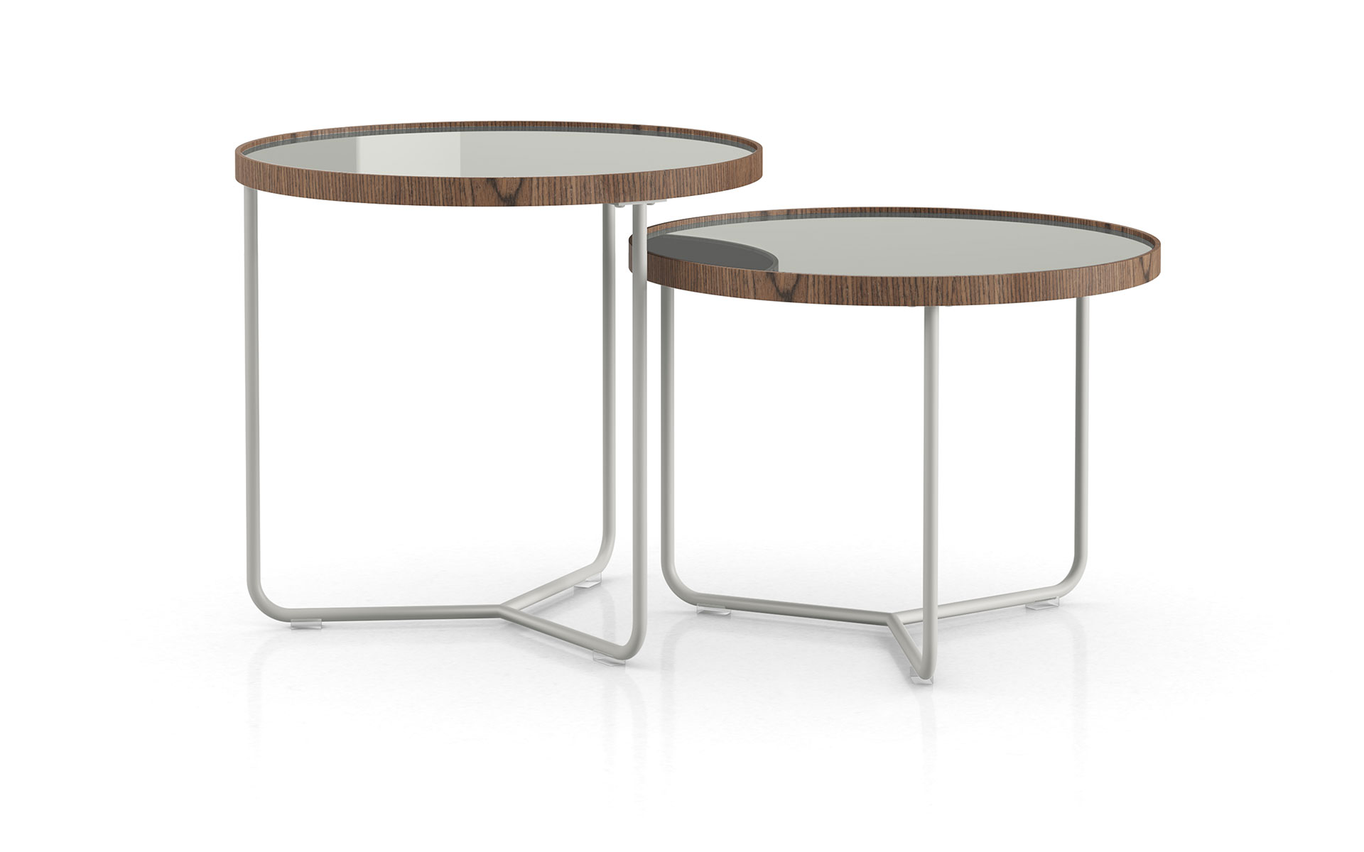 Phenomenal Modloft Adelphi Nesting Side Tables Caraccident5 Cool Chair Designs And Ideas Caraccident5Info