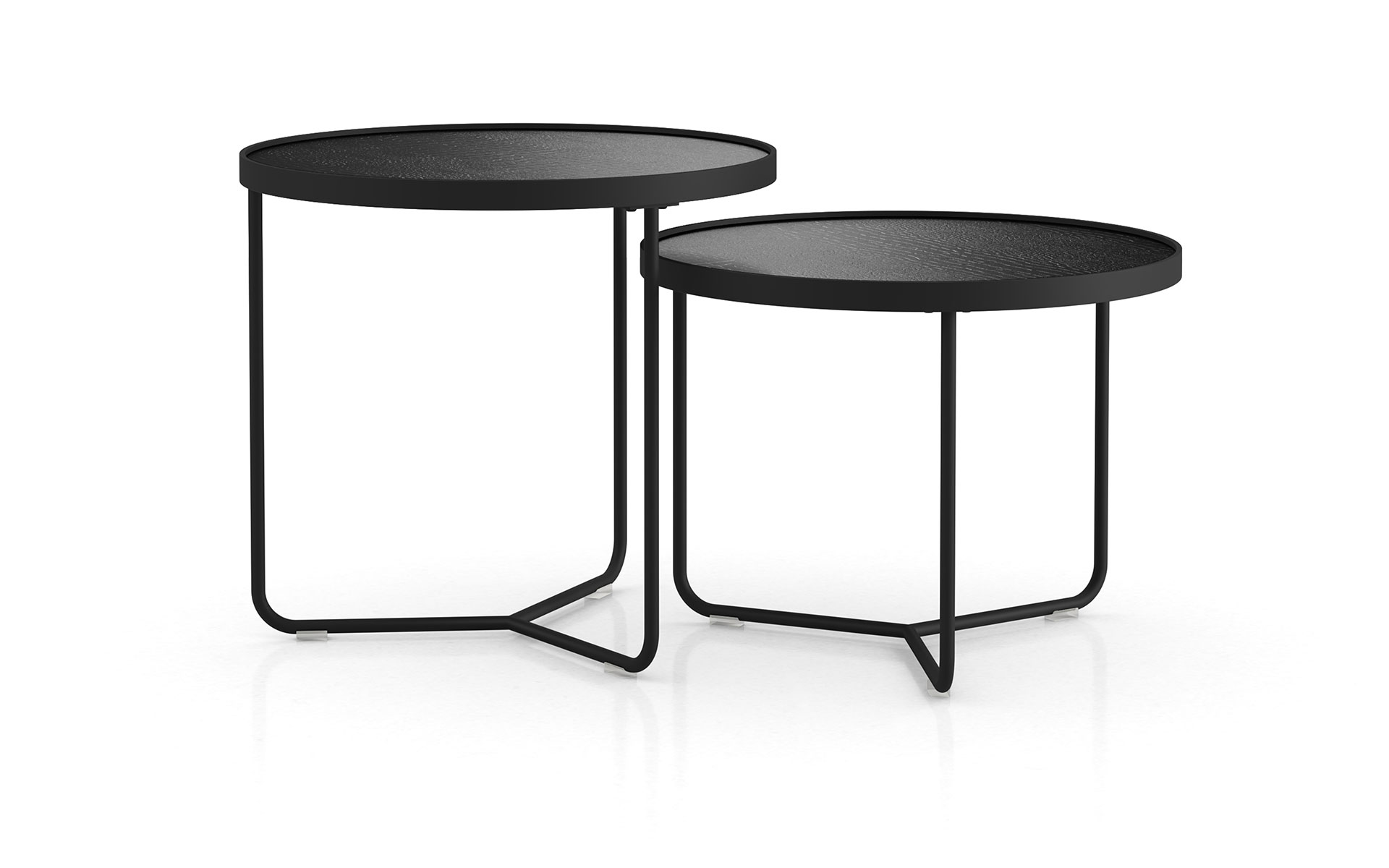 Tremendous Modloft Adelphi Nesting Side Tables Caraccident5 Cool Chair Designs And Ideas Caraccident5Info