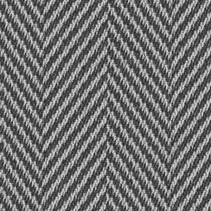 Image of Gray Herringbone Fabric