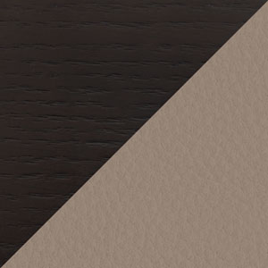 Image of Taupe on Wenge
