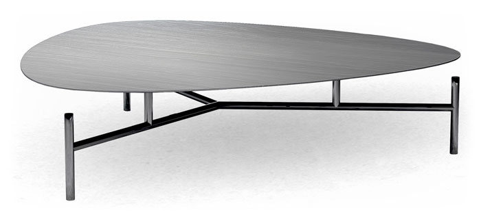 Modloft bleecker high coffee table md425 official store - How high is a coffee table ...