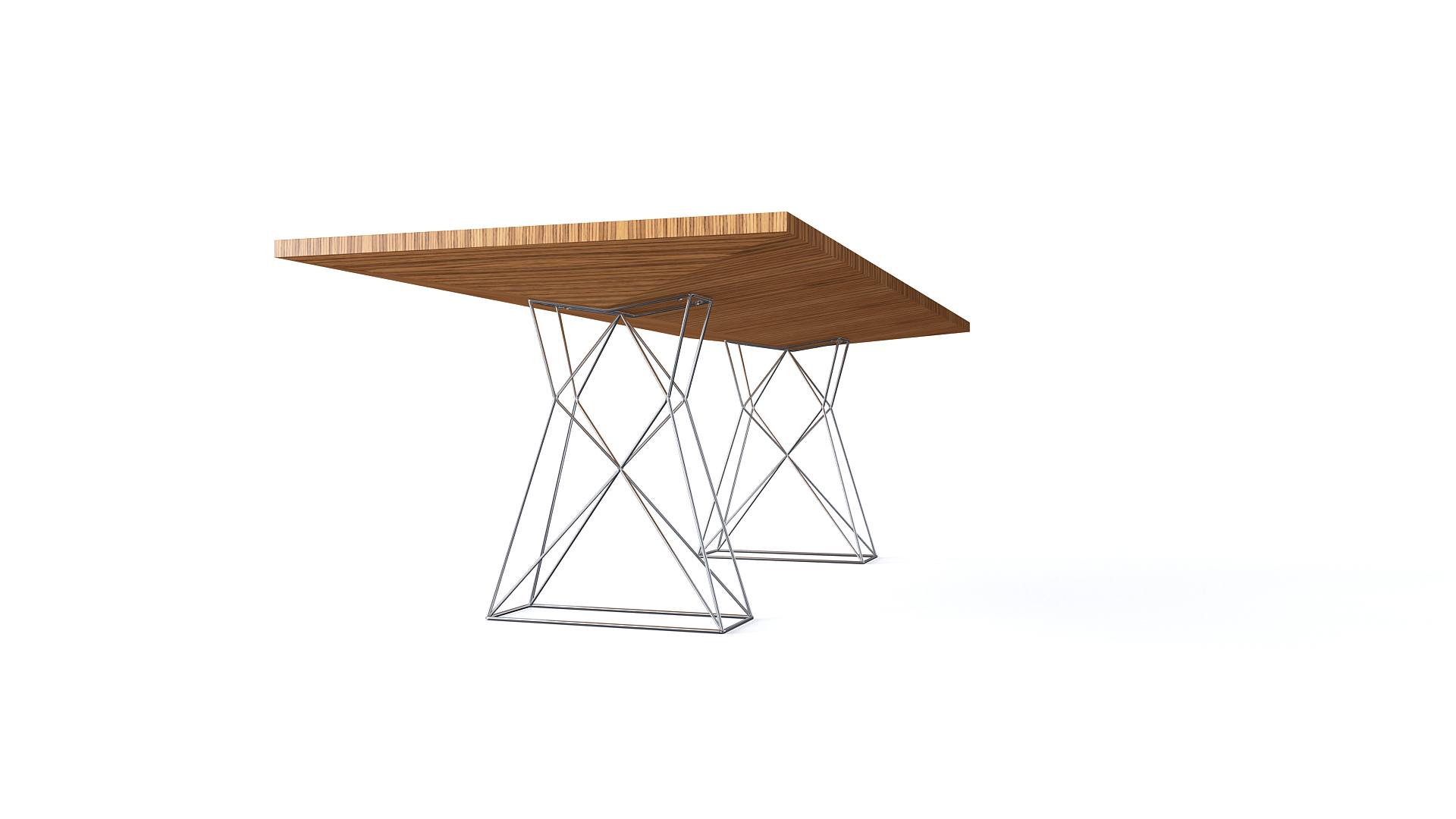 Modloft Curzon 87in Dining Table Mjc176 Official Store