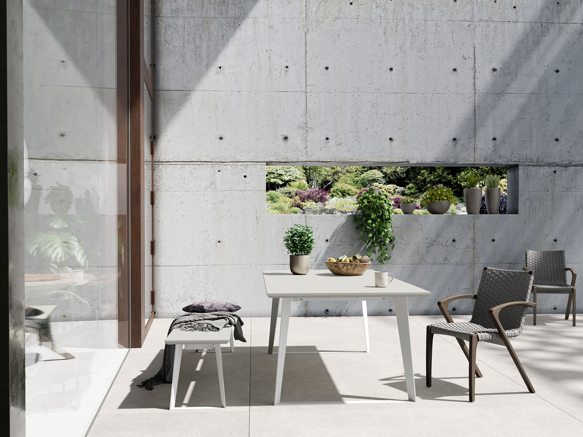 New Modloft Amsterdam Outdoor Furniture Collection