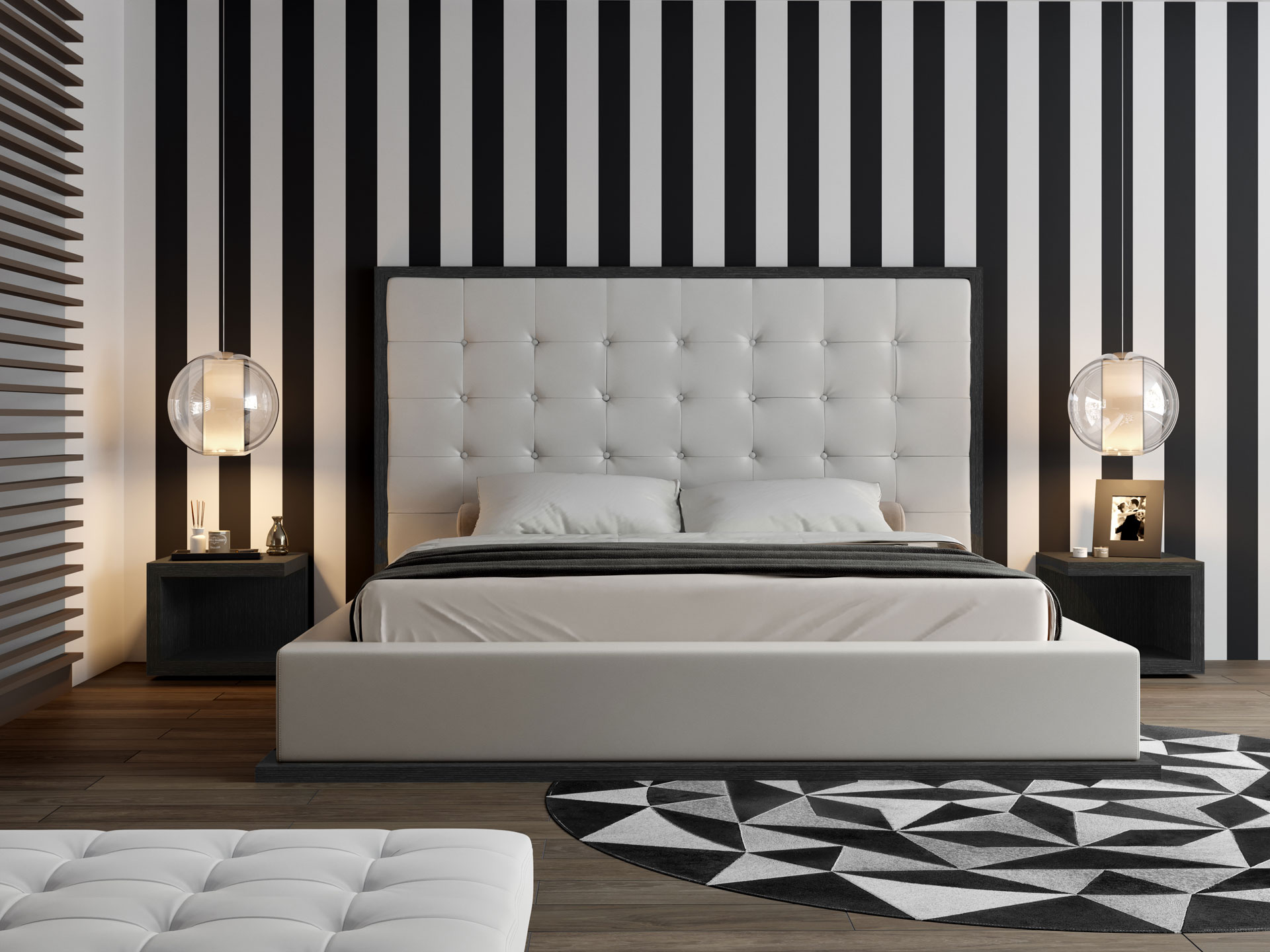 Ludlow Cal King Bed