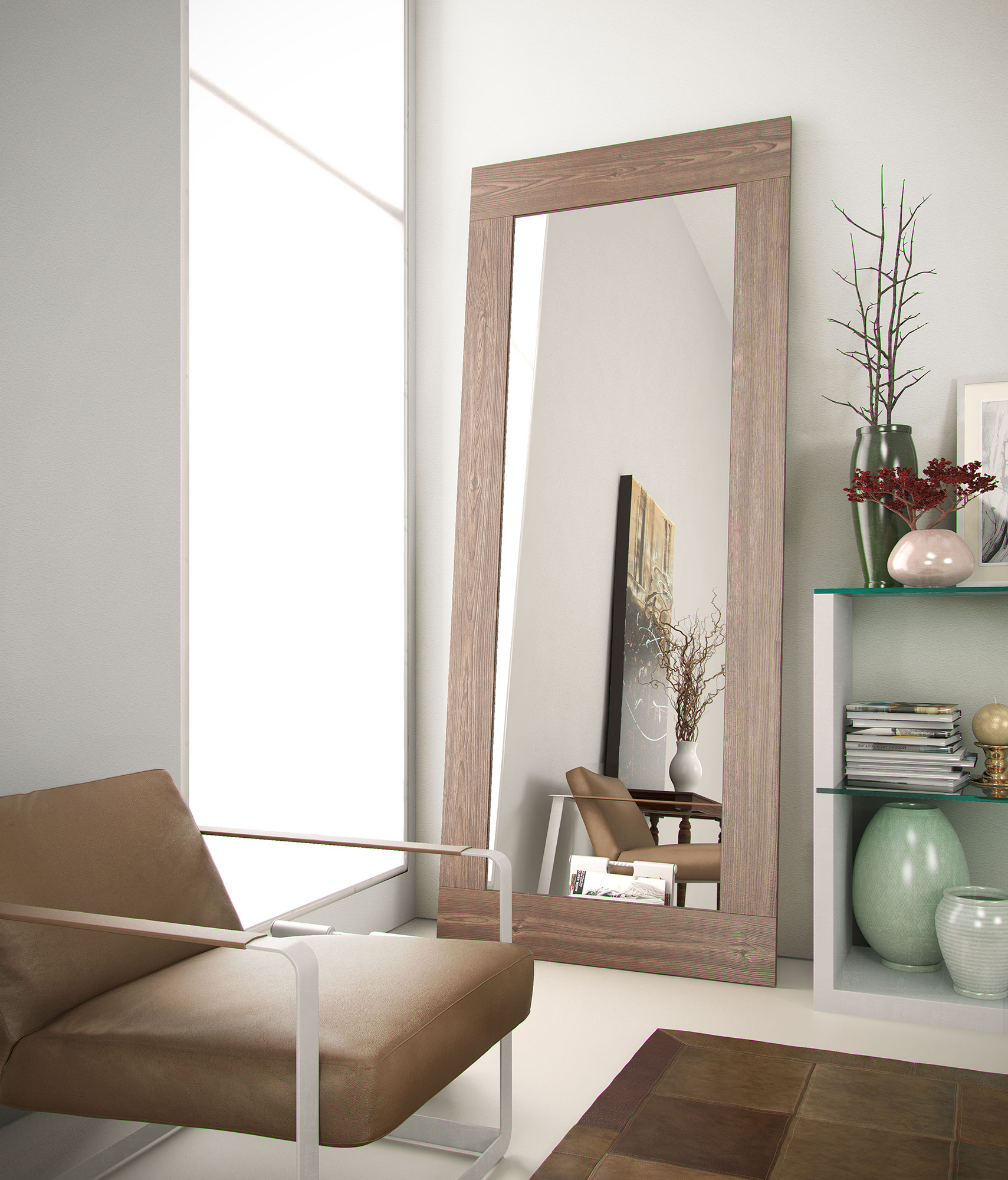 Modloft Norfolk Mirror SP924 Official Store