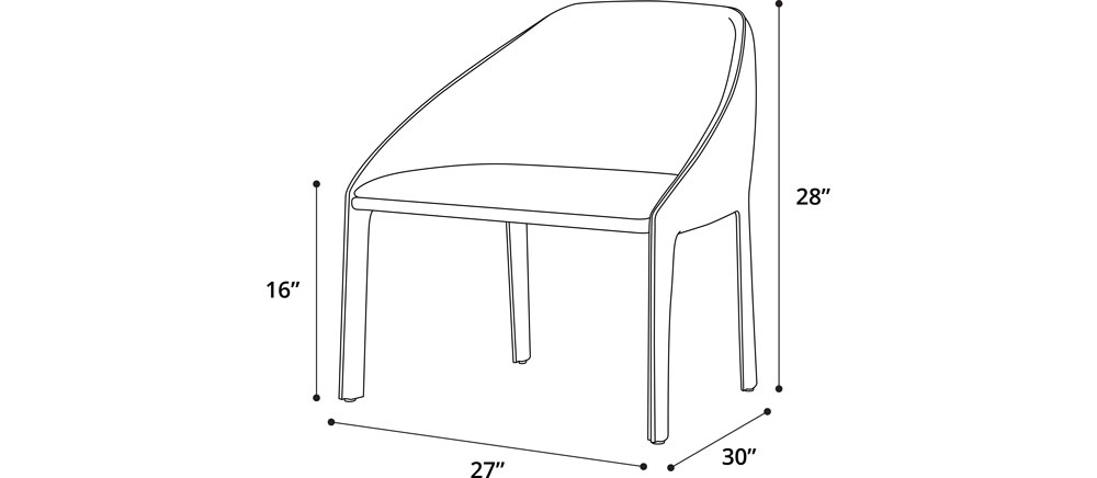 Sidney Lounge Chair