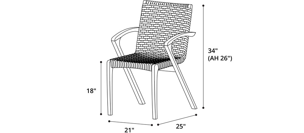 Verge Dining Chair