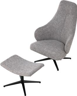Bradhurst Lounge Chair and Ottoman