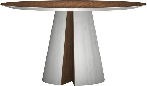 dining table modloft sullivan in walnut reviews